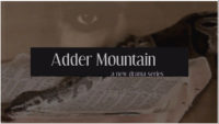 Adder Mountain, Linda Goetz, web series, indie film