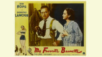 My Favorite Brunette, Bob Hope, Classic film, movies