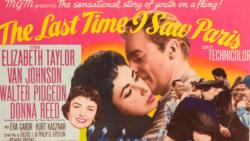 Elizabeth Taylor, Van Johnson, Donna Reed, F. Scott Fitzgerald'